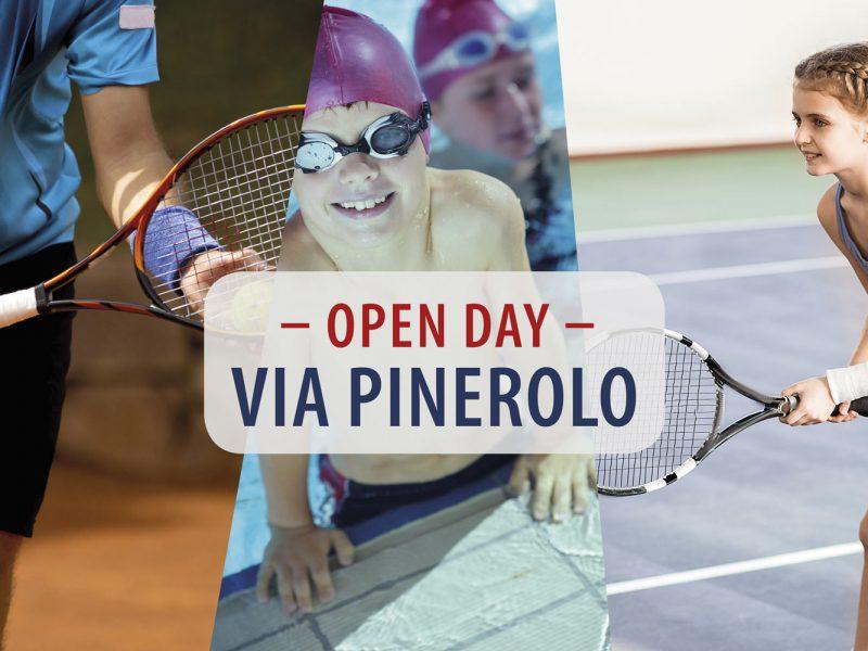 nuoto tennis bambini lezioni getfit via pinerolo